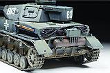 Немецкий танк Panzer Т-IV E Сборная модель 1\35, фото 6