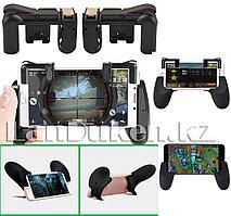 Джойстик геймпад игровой контроллер и подставка для телефона W-01