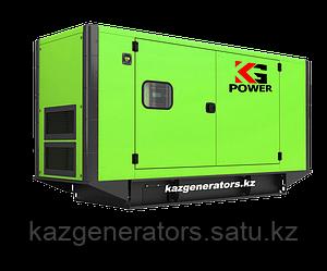 Дизельный генератор, ДГУ, ДЭС (электростанция) Ricardo KG3-160, 160кВт в кожухе