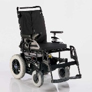 Инвалидное кресло-коляска с электроприводом Otto Bock B-400