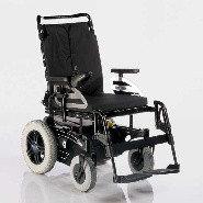 Инвалидное кресло-коляска с электроприводом Otto Bock B-400, фото 1