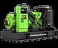 Дизельный генератор (электростанция) Ricardo KG3-100, 100кВт в открытом исполнении, фото 2