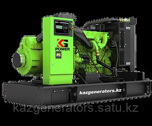 Дизельный генератор (электростанция) Ricardo KG3-250, 250кВт в открытом исполнении