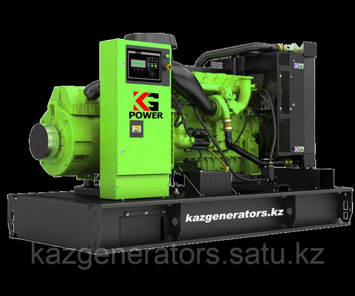 Дизельный генератор (электростанция) Ricardo KG3-300, 300кВт в открытом исполнении