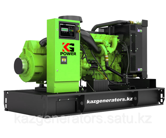 Дизельный генератор (электростанция) Ricardo KG3-15, 15кВт в открытом исполнении