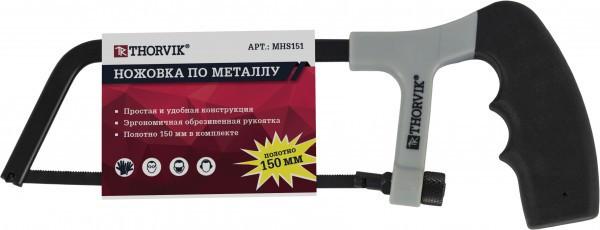 Ножовка по металлу MIСRA, 150 мм MHS151