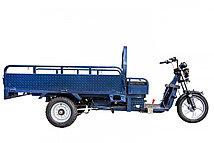 Электрический трицикл Rutrike D6 с гидроподъемником 60V1800W