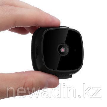 Мини видеокамера/носимый видеорегистратор для наблюдения с Wi-Fi