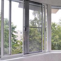 Алюминиевые раздвижные окна, фото 1