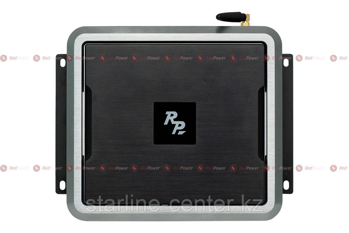 RedPower DSP процессор с усилителем. Redpower RP DSP10