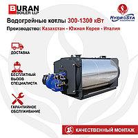 Котел одноконтурный Cronos BB-750 (Buran Boiler) 750кВт (цена без горелки)
