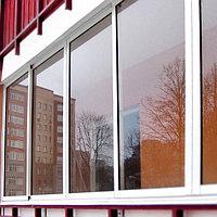 Алюминиевые окна на лоджию, фото 1