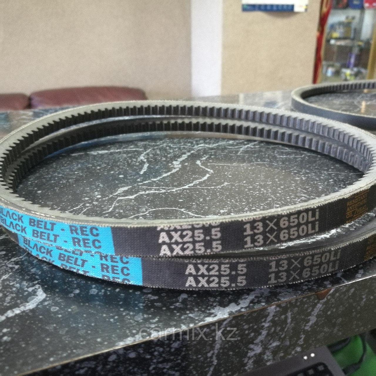 Ремень клиновой 13x650 BLACK BELT