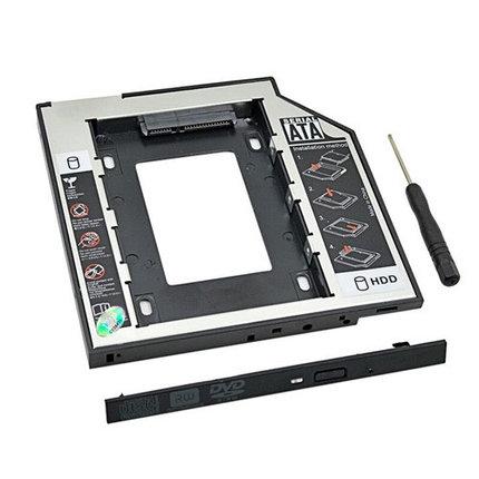 Адаптер для подключения HDD 2.5'' 9,5 mm SATA, фото 2