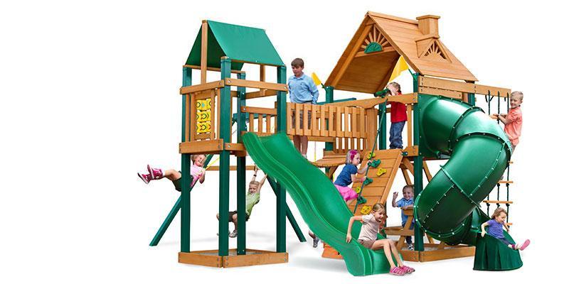 Детская игровая площадка Playnation «Альпинист 2»