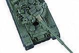 Сборная модель Основной боевой танк Т-80БВ, 1\35, фото 7
