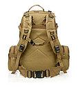 Рюкзак тактический 42 литра, с системой подсумков., фото 6