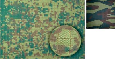 Ткань хлопкополиэфирная, фото 2