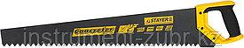 Ножовка по пенобетону (пила) STAYER BETON 700 мм, 1 TPI, закаленный износостойкий зуб