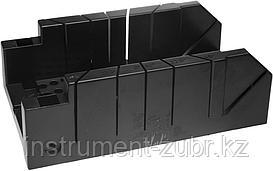 """Стусло STAYER """"PROFI"""", с эксцентриковыми креплениями, ударопрочный ABS - пластик, для заготовок до 110х75мм"""