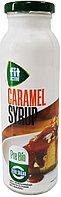 """Низкокалорийный сироп со стевией и пребиотиком на молочной основе """"Карамель"""""""