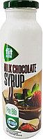 """Низкокалорийный сироп со стевией и пребиотиком на молочной основе """"Молочный шоколад"""""""