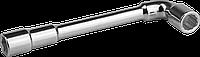 Ключ торцовый, 12 мм, Г-образный, серия «ЭКСПЕРТ», ЗУБР
