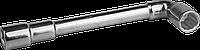 Ключ торцовый, 22 мм, Г-образный, серия «ЭКСПЕРТ», ЗУБР