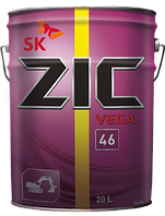 Гидравлическое масло ZIC VEGA 46 20литров