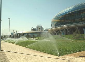 Almaty Arena, Спортивный ледовый комплекс 1