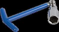 Ключ свечной шарнирный, 21 мм, серия «ЭКСПЕРТ», ЗУБР