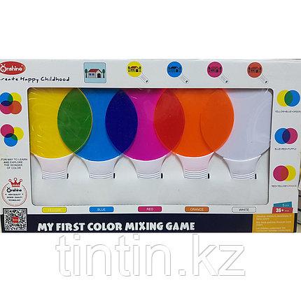 Игра - Смешивание цветов, фото 2