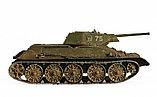 Советский средний танк Т-34/76 (обр. 1942 г.), сб модель, 1:35, фото 3