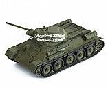 Советский средний танк Т-34/76 (обр. 1942 г.), сб модель, 1:35, фото 4