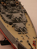 "Немецкий линкор ""Бисмарк"", сб модель, 1:400, фото 3"
