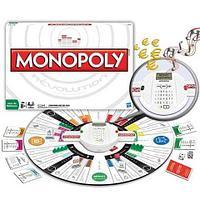Игра настольная с банковскими карточками и терминалом «Монополия REVOLUTION»