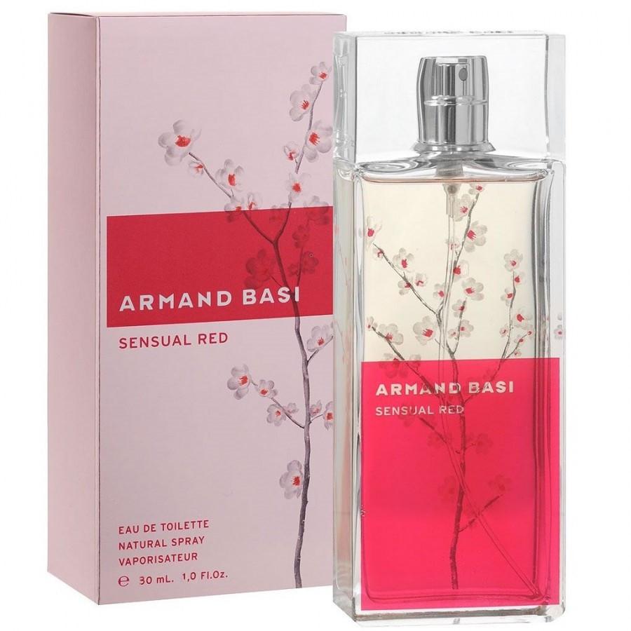 Armand Basi Armand Basi Sensual Red (Арманд Баси Сеншуал Ред) 50 ml (edt)