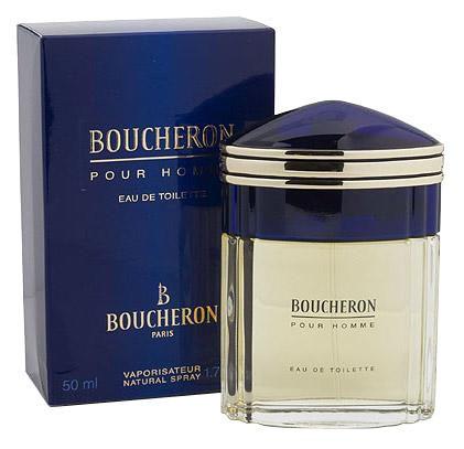 Boucheron Boucheron Boucheron Pour Homme Eau de Toilette (Бушерон Пур Хом) Мини 4,5 ml (edt)