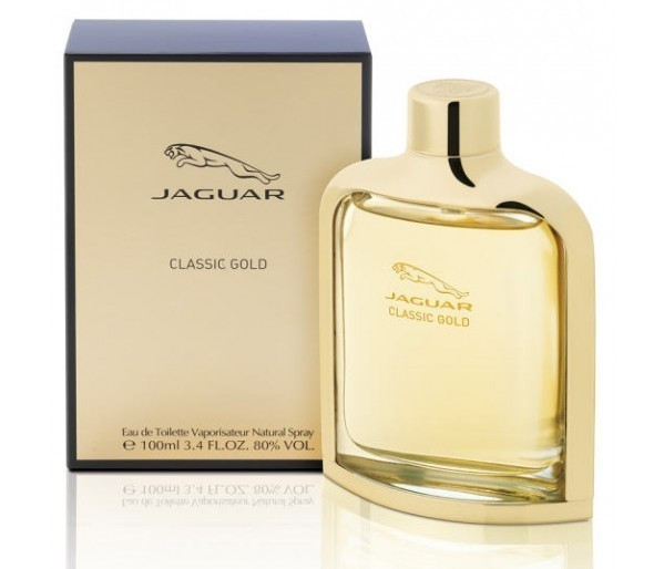 Jaguar Jaguar Classic Gold (Ягуар Голд) Тестер 100 ml (edt)