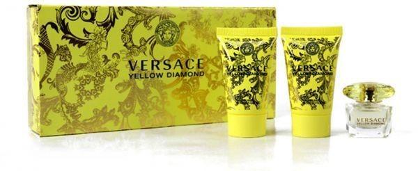 Versace Подарочный набор Versace Yellow Diamond Набор