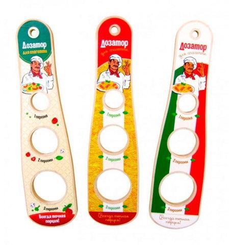 Порционная мерка-дозатор для спагетти и макарон