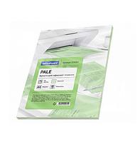 Бумага цветная OfficeSpace Pale, А4, 80 г/кв.м., 50 л., зеленая