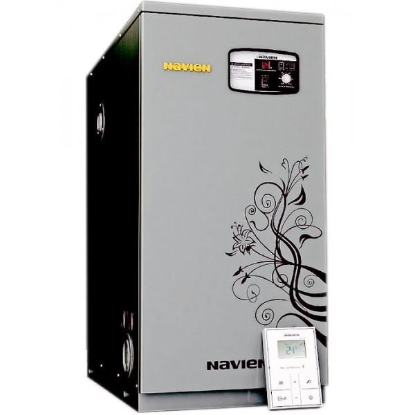 NAVIEN GA20К(серебрянный) газовый отопительный бойлер