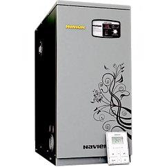 NAVIEN GST40К(серебряный) газовый отопительный бойлер