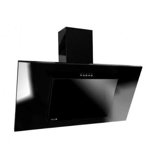 Воздухоочиститель WK-4 Неро эко(черная+черное стекло)  50см