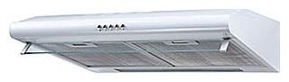 Воздухоочиститель WK-7 Р3060  60см.белая.+уг.фильтр