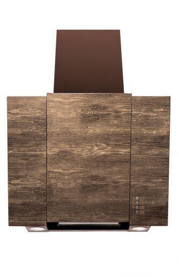 Вытяжка наклонная GEFEST ВО 3603 К27 коричневый