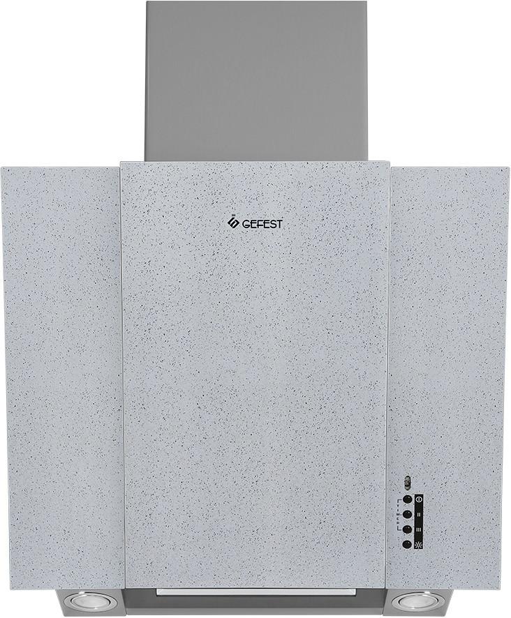 Вытяжка наклонная GEFEST ВО 3603 К46 серый