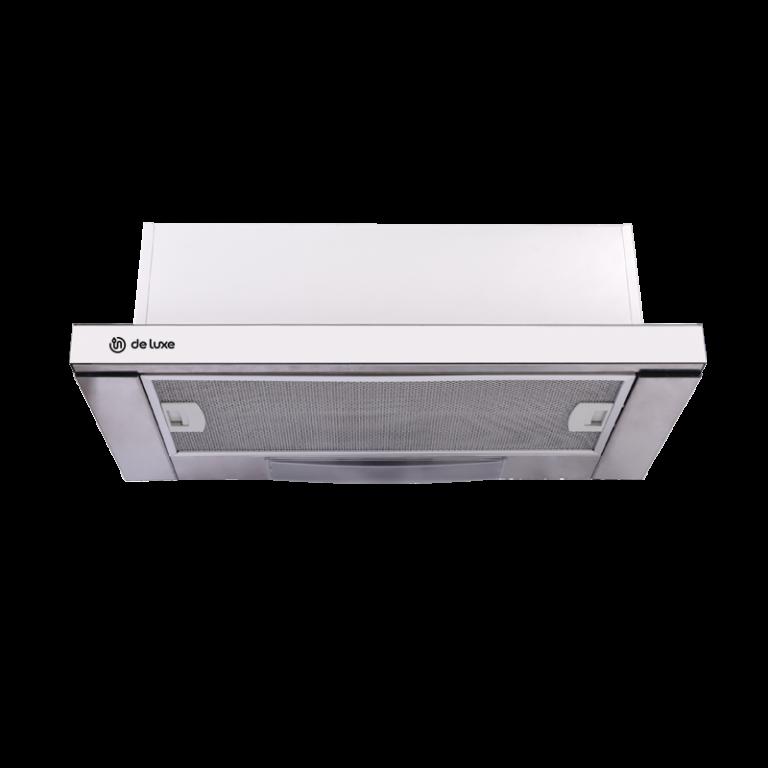 Вытяжка полновстраиваемая Deluxe IREN GLASS ACB-SP60-S-B