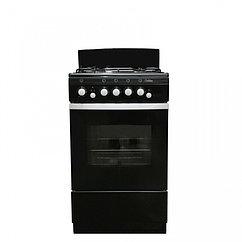 Газовая плита De Luxe 5040.36г(щ) черная
